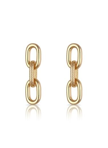 Alberto Guardiani Alberto Guardiani Ag20149Kup Jewelery Küpe Altın